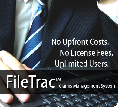 FileTrac - Claims Management System